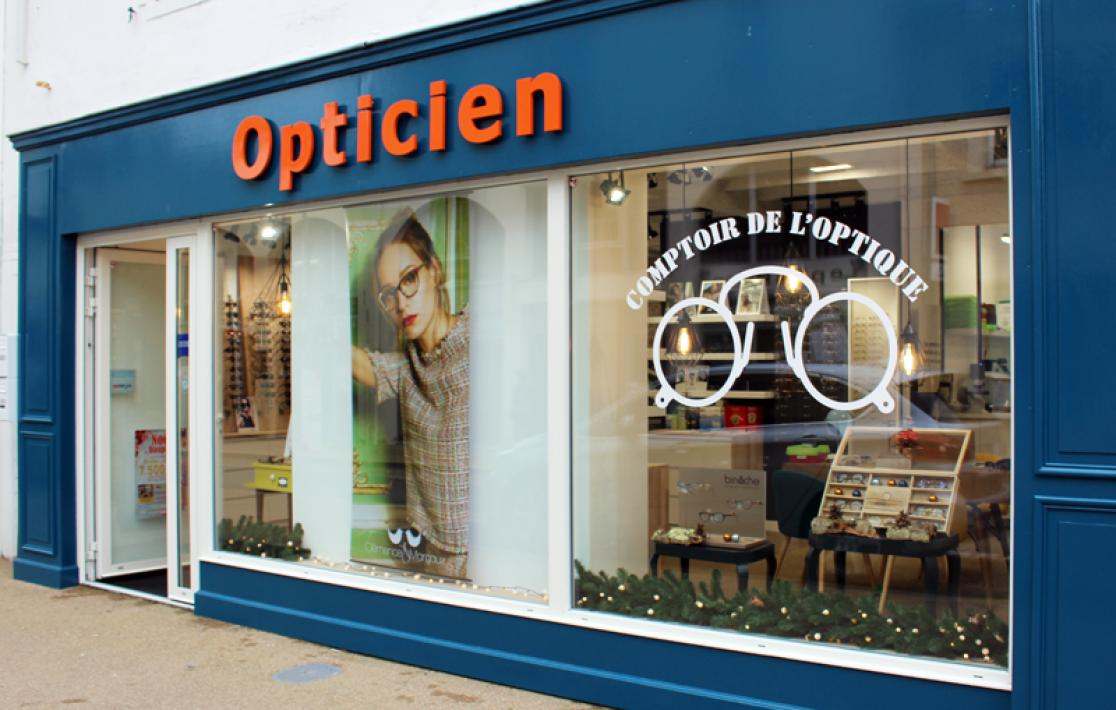 Le Comptoir de l'Optique opticien